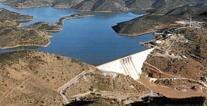 Puesta en marcha la primera fase del anillo hídrico de la Sierra de Huelva