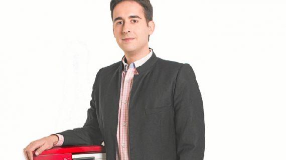 Emilio Damián Guerrero, un hinojero virtuoso del piano que vive por y para la música