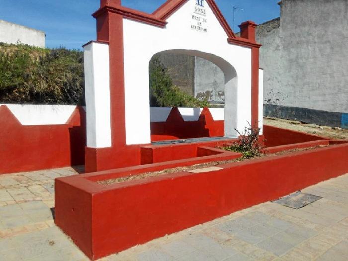 Paterna del Campo restaura uno de sus lugares más emblemáticos, el 'Pozo de la Libertad'