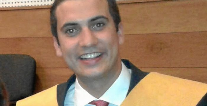 La educación marca el rumbo de Ramón Vázquez Mancha, que sueña con formar a las futuras generaciones