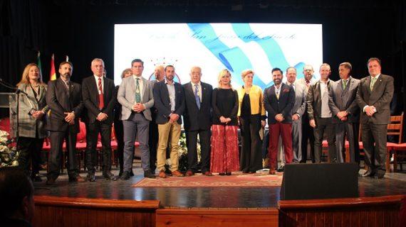 Iván Campaña y Refrescos Godovi reciben las máximas distinciones de San Juan del Puerto