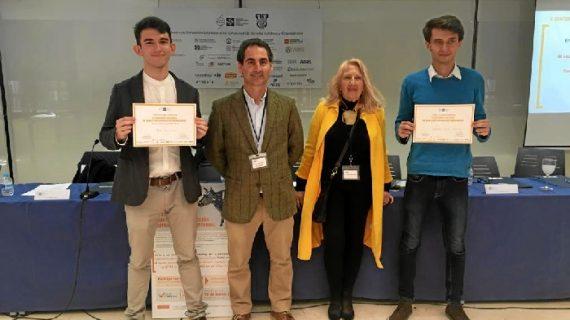 El equipo de la Universidad de Huelva se alza ganador del II Concurso Nacional de Dirección Estratégica Empresarial