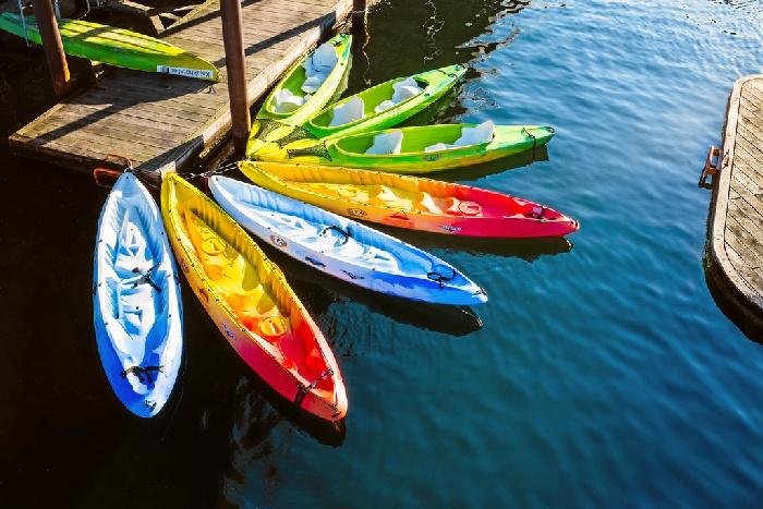 `Pataventura´, kayak, senderismo y otras actividades en la naturaleza en Paterna del Campo