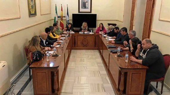 San Juan del Puerto aprueba la Cuenta General del año 2017 en sesión plenaria
