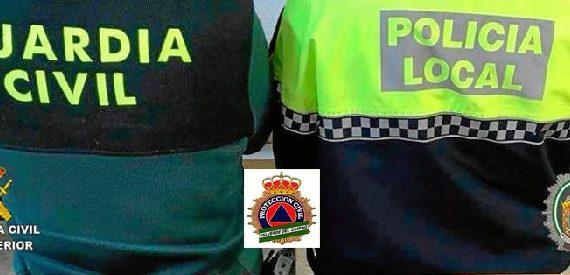 Localizado un hombre de 70 años que había desaparecido en Valverde del Camino