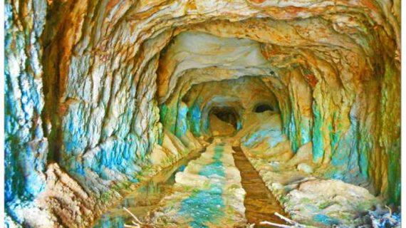 La Galería Sabina de Filón Sur, un emblema de los cinco yacimientos arqueológicos de las Minas de Tharsis que están por descubrir
