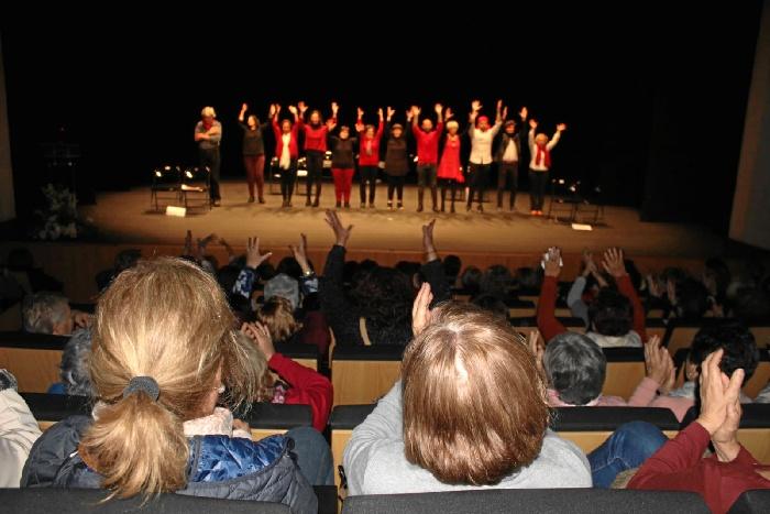 Un grupo de teatro lucha por la integración de la mujer rural a través de la cultura