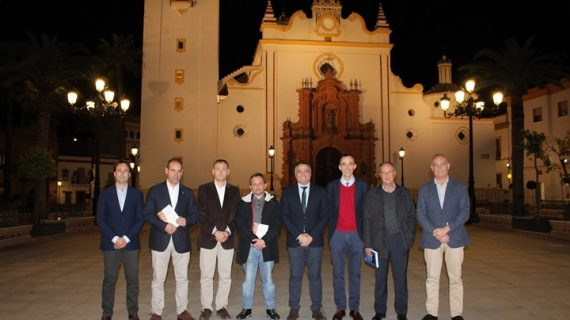 Un libro cuenta la historia de la Iglesia Parroquial de San Juan Bautista de La Palma