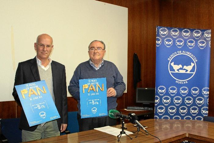 El Banco de Alimentos de Huelva lanza una campaña para captar socios protectores
