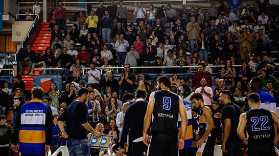 El Krypteia Capital Huelva acaba con derrota pero con la cabeza alta su pelea por el ascenso