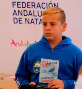 Gran triunfo de Cristian Rodríguez en la IV Travesía Aguas de Palos.