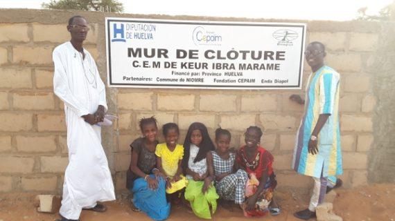 Varios proyectos solidarios en Senegal tienen acento de Huelva