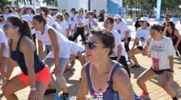 Todo listo para celebrar esta tarde el festival multideportivo gratuito y solidario Music Run Huelva
