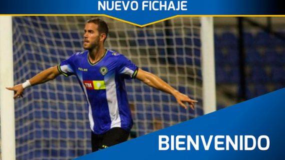 El Recreativo de Huelva anuncia la incorporación del delantero Carlos Fernández