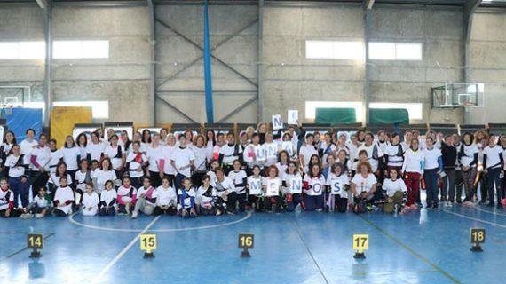 Nuevo récord de asistencia al VII Trofeo 'Solo Mujeres' de tiro con arco en sala con 102 deportistas