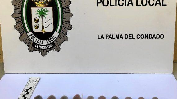 Detenido en La Palma por tráfico de drogas y conducir sin permiso