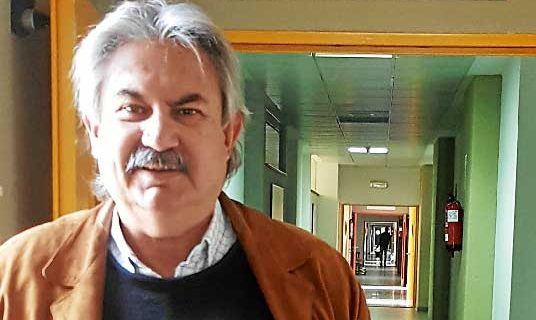 """Gabriel Ruiz de Almodóvar: """"El equipo de geología de MATSA es uno de los más fuertes del territorio nacional"""""""