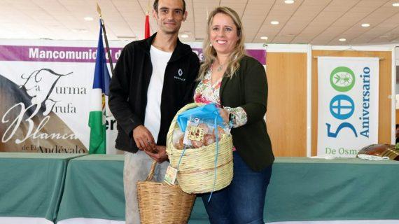 Éxito de participación en la Feria Gastronómica del Andévalo
