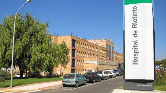 El Hospital de Riotinto ultima un protocolo de limpieza especial en los quirófanos