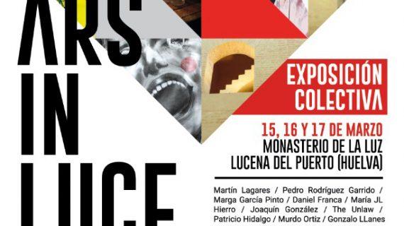 El Monasterio de la Luz, epicentro del arte andaluz este fin de semana con 'Ars in Luce'