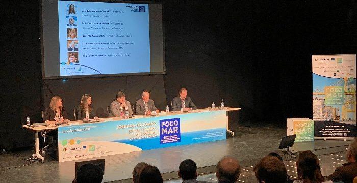 Cumbre portuaria en Huelva: las pymes buscan proyección internacional