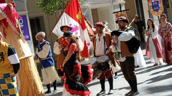 Palos de la Frontera se prepara para vivir una intensa Feria Medieval del Descubrimiento