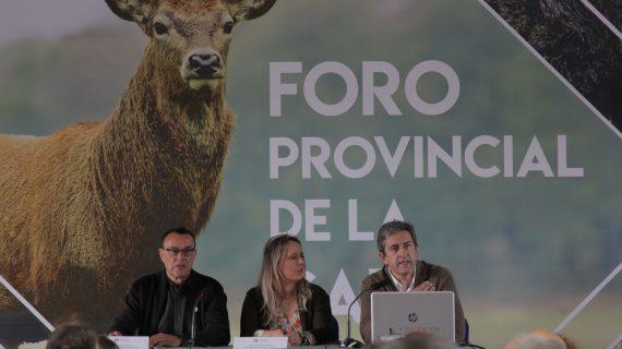 El Foro Provincial de la Caza nace para abordar estrategias de futuro, propuestas e intereses comunes del sector