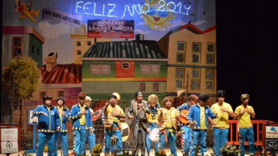 El Teatro del Mar acoge la final del Concurso de Carnaval en Punta Umbría