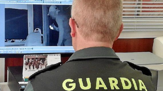 Esclarecidos 9 robos cometidos en municipios de Badajoz por una banda asentada en Huelva