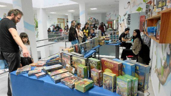 El IV Encuentro de Juegos de Mesa, Rol yMiniaturas' congregó en La Ruta a más de a 1.700 personas