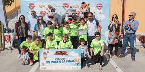 El Isla Cristina F.C. fue el triunfador en el fútbol mixto.