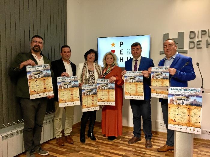 'La Sierra Encuentada' llegará en abril a Cumbres de San Bartolomé, Linares de la Sierra y Santa Olalla del Cala