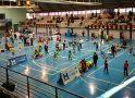 Lucena del Puerto abre la competición de minivoley del programa La Provincia en Juego