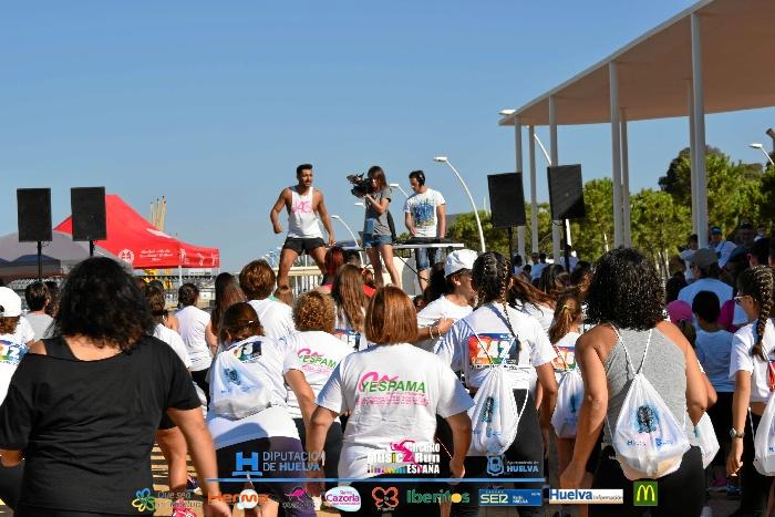 Huelva vivirá la mayor fiesta deportiva de Music Run España este sábado 23