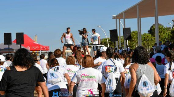 Deporte y diversión se unen en la Music Run Huelva