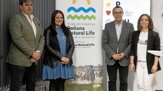 La III edición de Doñana Natural Life convertirá a El Rocío en el epicentro nacional del turismo de naturaleza