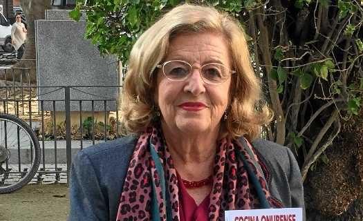 Rosy Calvo publica un nuevo recetario de su 'Cocina Onubense para Gestores Administrativos'
