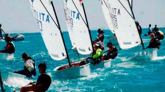 El Real Club Marítimo y Tenis de Punta Umbría acude con un gran equipo al Trofeo Hispanidad de Vela