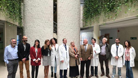 El Hospital Materno Infantil de Huelva tendrá 107 habitaciones y 22.000 metros cuadrados de superficie