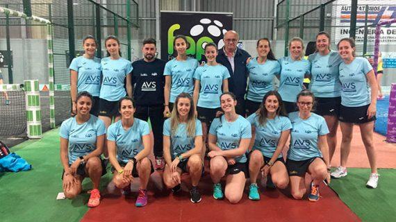 El AVS La Volea femenino gana el Campeonato de Andalucía de Segunda Categoría y asciende a Primera