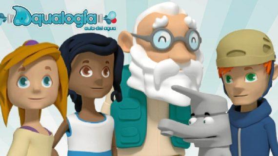 Aqualogía, el programa educativo de Aguas de Huelva para escolares