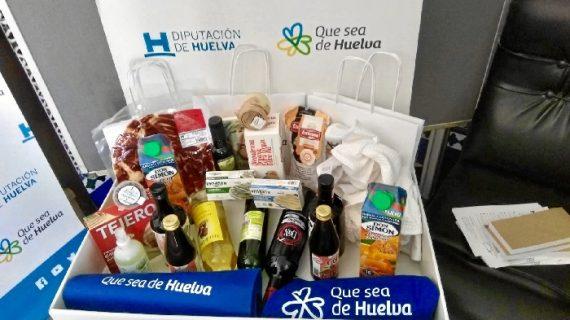 La campaña Que sea de Huelva continúa promoviendo el consumo de proximidad en el Andévalo y la Cuenca minera