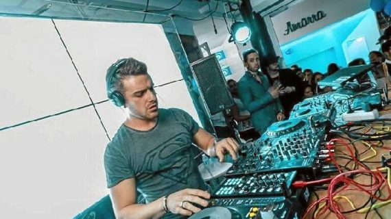El DJ onubense Rafa Romero animará la Music Run Huelva