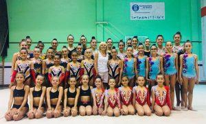 Un nuevo fin de semana de competición espera a las deportistas del Rítmico Colombino.