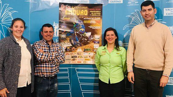 Valverde del Camino acoge una nueva prueba del Campeonato de España y de Andalucía de Enduro