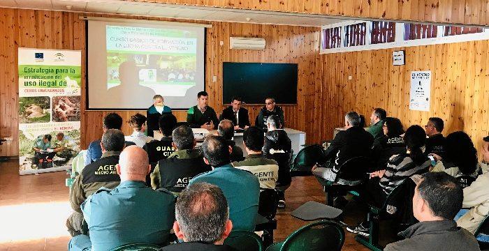 Valverde acoge un curso sobre el uso de veneno en el monte