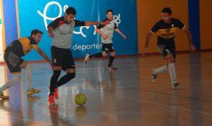 Muy firme el Smurfit Kappa en su partido ante el Boca Juniors. / Foto: @LaPalmaFS.