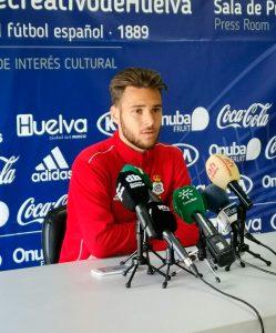 """Tropi dijo que """"no nos obsesionamos con el primer puesto, porque si lo hacemos quizás perdamos"""". / Foto: @recreoficial."""