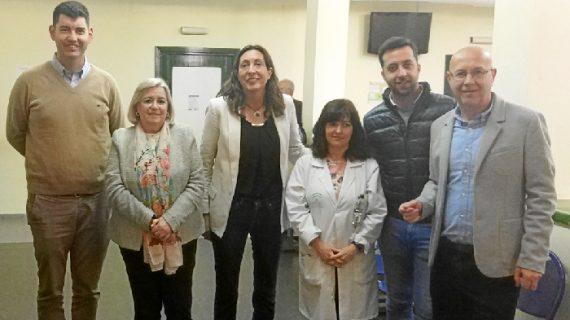 El centro de salud de Valverde incorpora un segundo equipo para la atención de urgencias