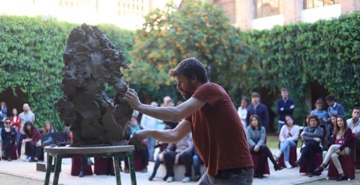 Los artistas de Magasé Art Gallery destacan la importancia de la difusión online